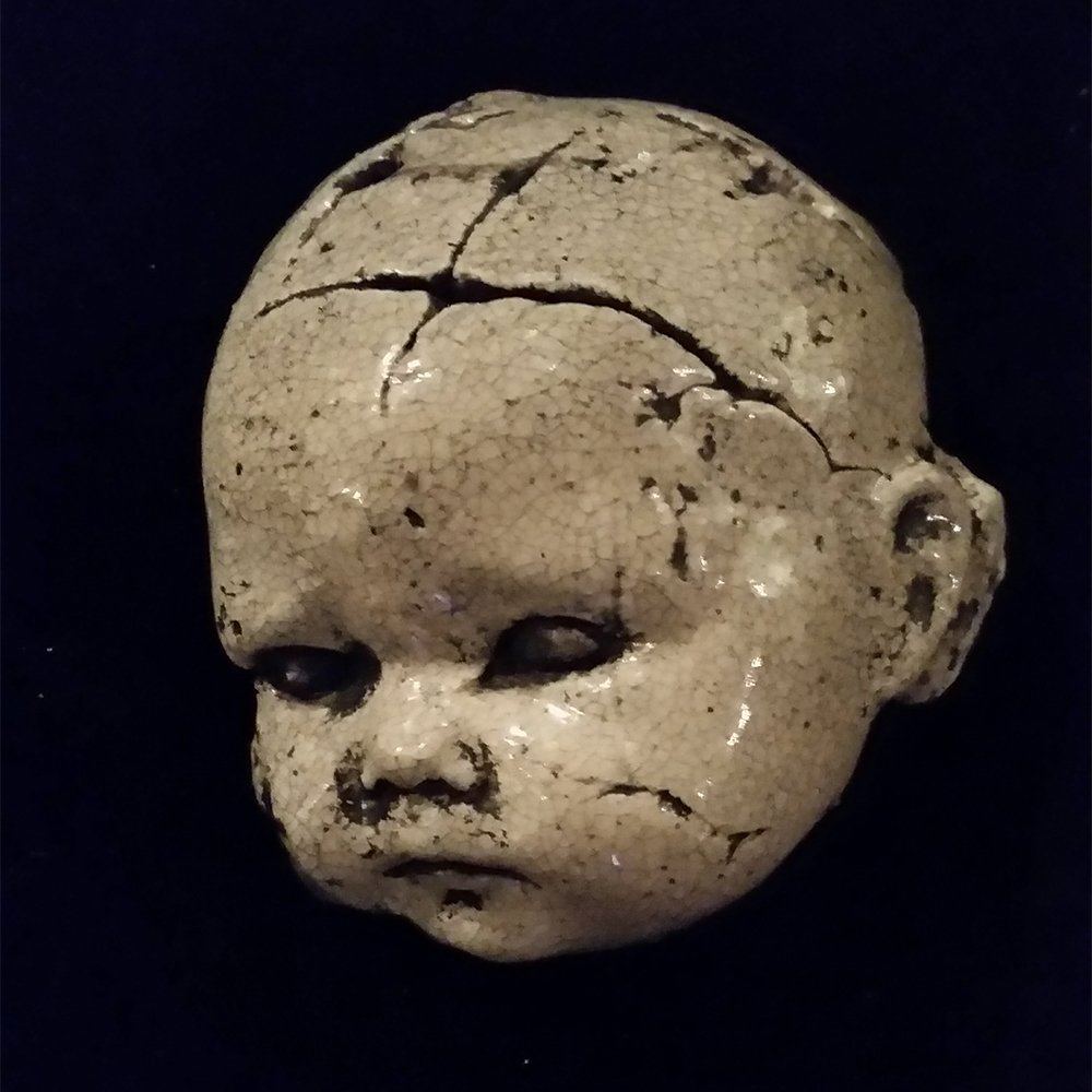 Spooky Baby sculpture A